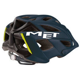 MET Terra Helm matt petrol blue/black